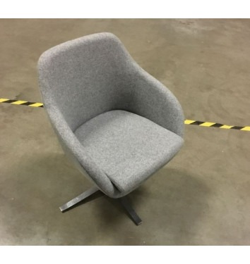 Spin fauteuil (Showroommodel)